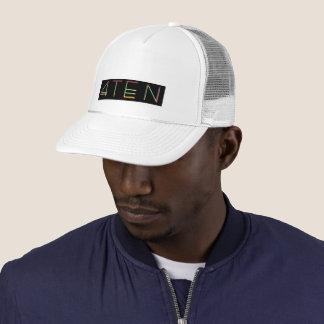 4TEN M/C White Trucker Hat