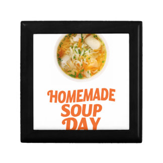4th February - Homemade Soup Day Gift Box