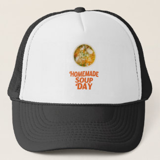 4th February - Homemade Soup Day Trucker Hat