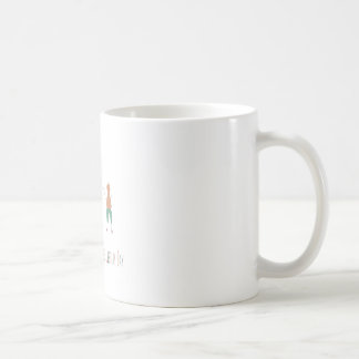 4th February - Take Your Child To The Library Day Coffee Mug