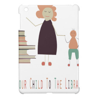 4th February - Take Your Child To The Library Day iPad Mini Covers