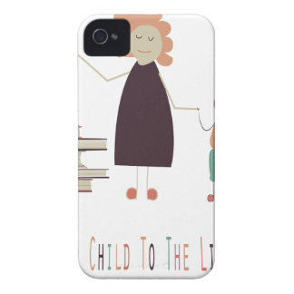 4th February - Take Your Child To The Library Day iPhone 4 Cover