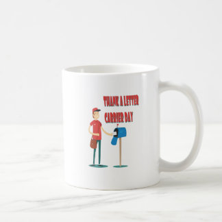 4th February - Thank A Letter Carrier Day Coffee Mug