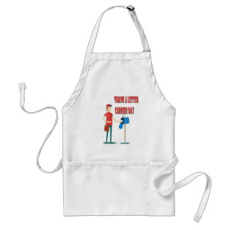 4th February - Thank A Letter Carrier Day Standard Apron