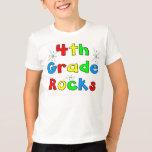 4th Grade Rocks Tees