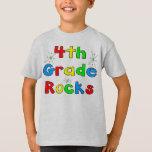 4th Grade Rocks Tshirts