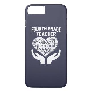 4th Grade Teacher iPhone 7 Plus Case