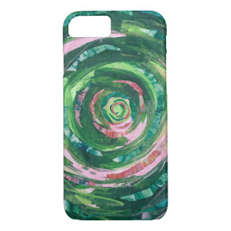 4th-Heart Chakra Opening #2 iPhone 7 Case