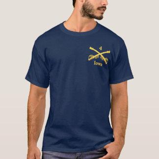 4th Iowa Cavalry T-Shirt