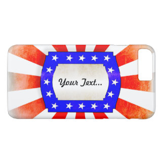 4th July Independence Day iPhone 7 Plus Case