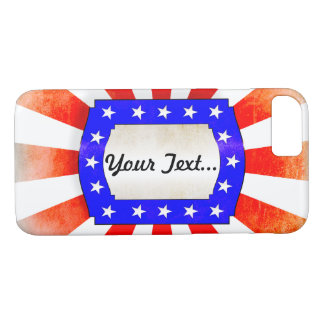 4th July Independence Day iPhone 8/7 Case