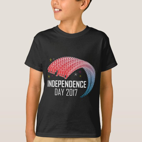 4th July & Independence Day USA T-Shirt