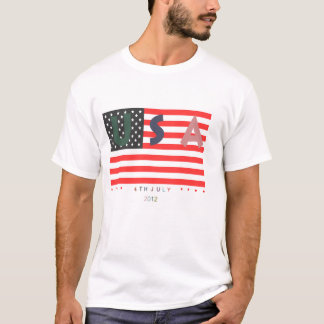 4th  july tshirt patriotic