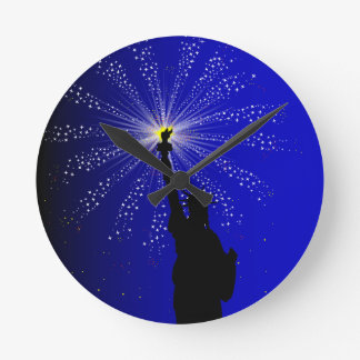 4th July Wall Clocks