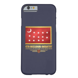 4th Missouri Infantry Barely There iPhone 6 Case