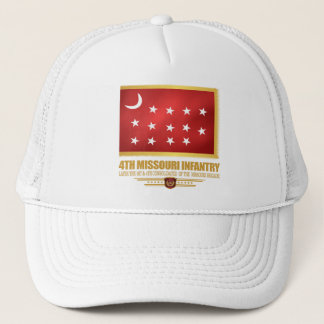 4th Missouri Infantry Trucker Hat