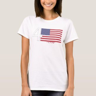 4th of July 1776 T-Shirt