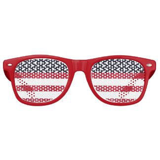 4th of July American Flag Independence Day Party Shades