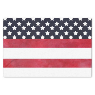 4th of July American Flag Independence Day Tissue Paper