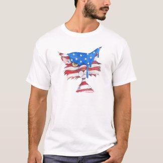 4th of July Cat T-Shirt