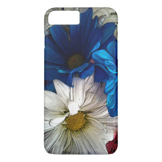 4th of July Flower Lovers IPhone 7 case