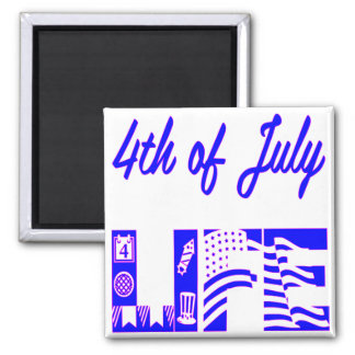 4th Of July Life FB.com/USAPatriotGraphics © Magnet