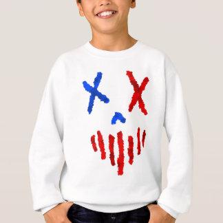4th of July Modern American  Heathen Sweatshirt