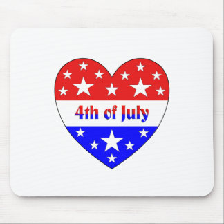 4th of July Mouse Pad