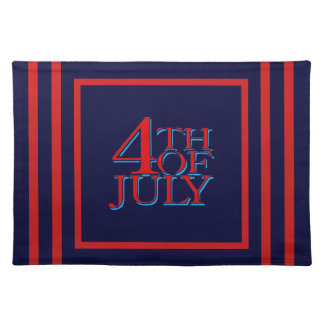 4th of July - Placemat