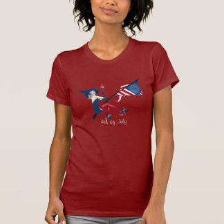 4th of July shirt - Women