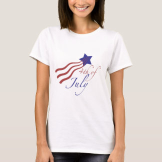 4th of july stars and stripes T-Shirt