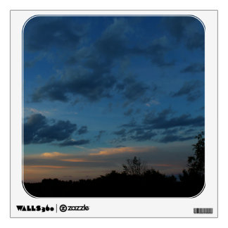 4th of July Sunset Sky 2016 Wall Decal