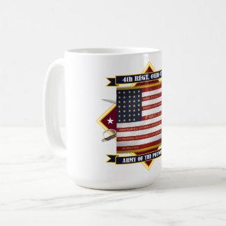 4th Ohio Volunteer Infantry Coffee Mug