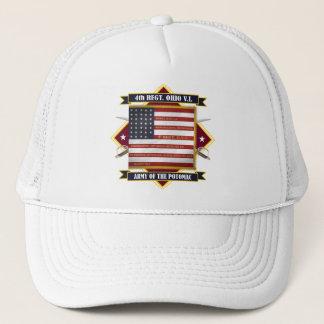 4th Ohio Volunteer Infantry Trucker Hat