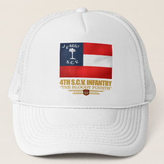 4th South Carolina Infantry Trucker Hat