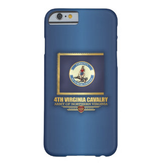 4th Virginia Cavalry Barely There iPhone 6 Case