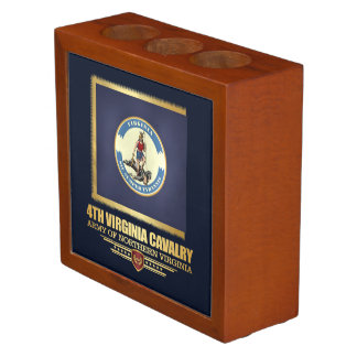 4th Virginia Cavalry Desk Organizer