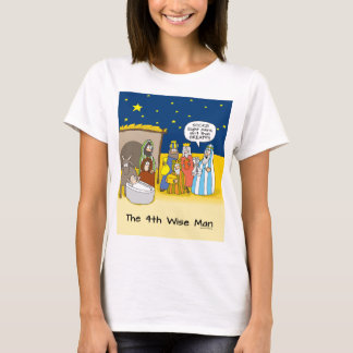 4TH WISE MAN: SOCKS! T-Shirt