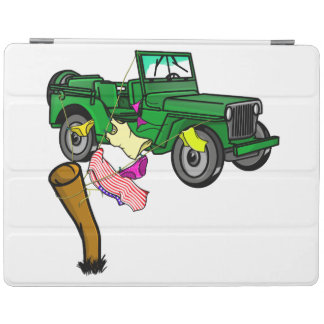 4WD adventue iPad Cover