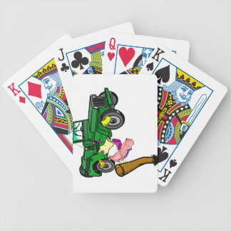 4WD adventure Bicycle Playing Cards