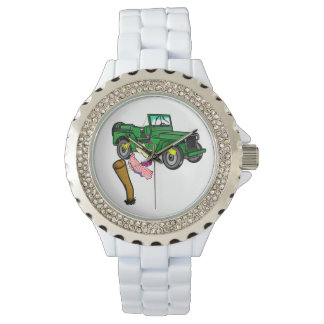 4WD adventure Wristwatches