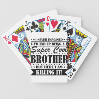 4x4 bicycle playing cards