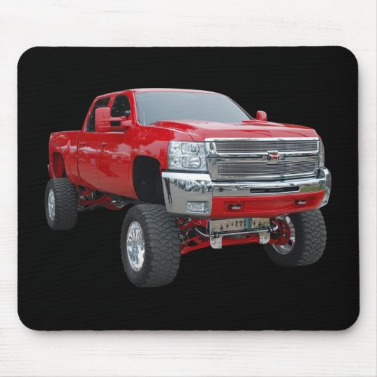 4X4 truck Mouse Pad