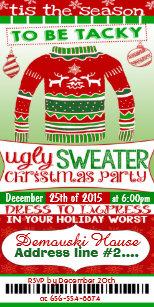 Adult Christmas Seasonal Invitations Zazzle Ca
