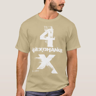 4X.FOREX FOREIGN EXCHANGE PEBBLE COLOR HAVIC ACD T-Shirt