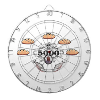 5000 fed miracle jc dartboard