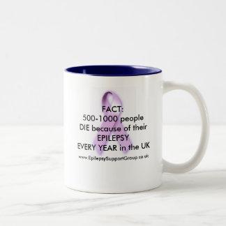 500-1000 people Two-Tone coffee mug