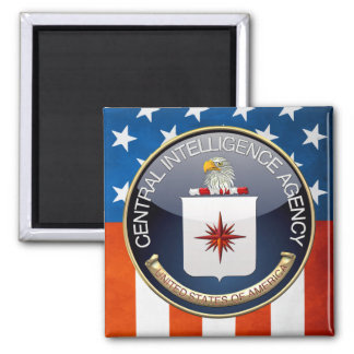 [500] CIA Special Edition Refrigerator Magnets