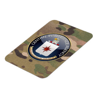 [500] CIA Special Edition Vinyl Magnets