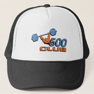 500 Club Trucker Hat